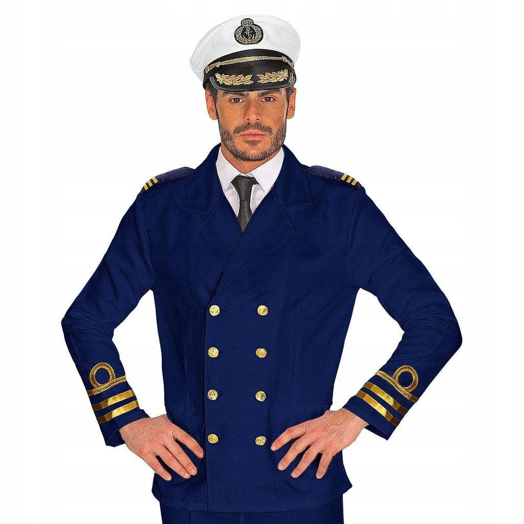 WIDMANN 08583 Admiral Captains Jacket Men Blue L