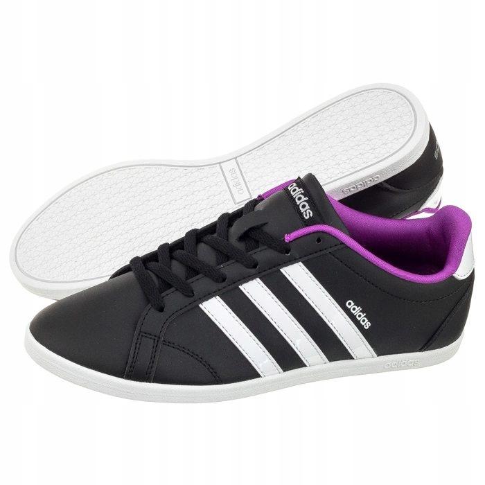 Buty Damskie adidas VS Coneo QT W B74551 Czarne