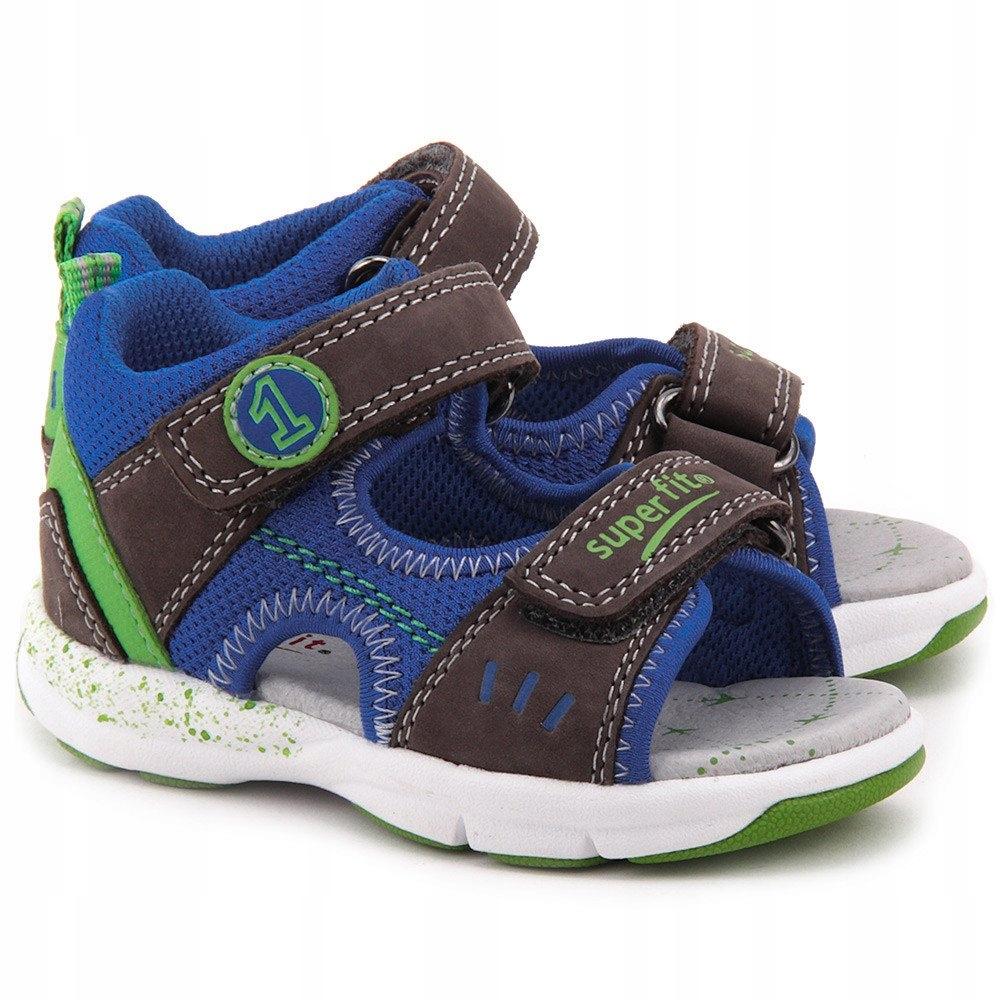 Sandały Superfit 4-00120-05 FLOW r21