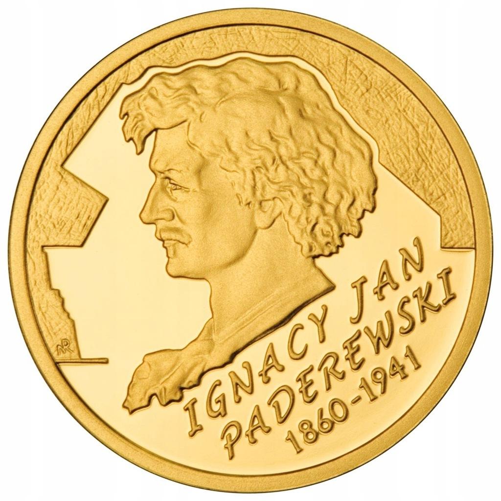 200 zł - Ignacy Jan Paderewski - 2011