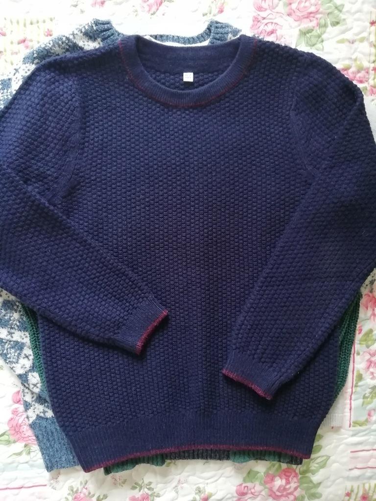 Sweterek Marks&Spencer 122-128 jak nowy