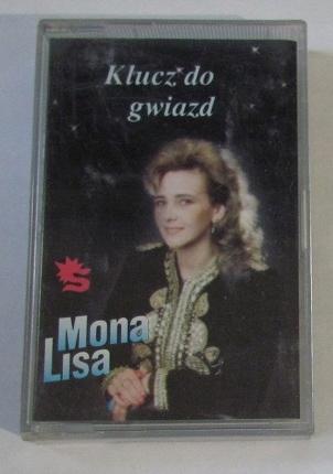 Mona LISA Klucz gwiazd silverton okazja unikat