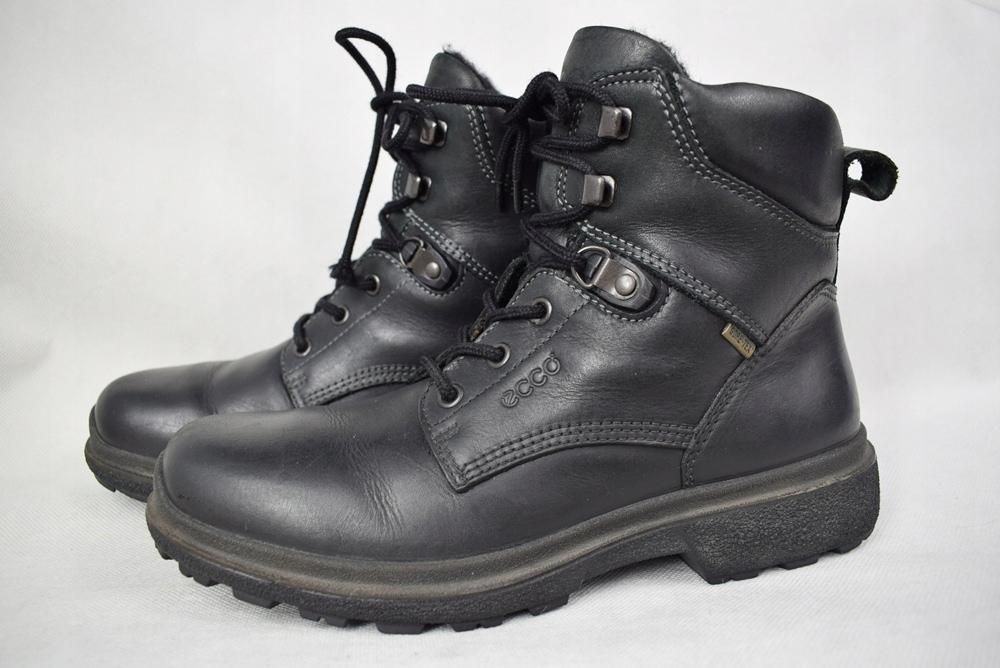 ECCO z GORE-TEX - buty trekkingowe (41)