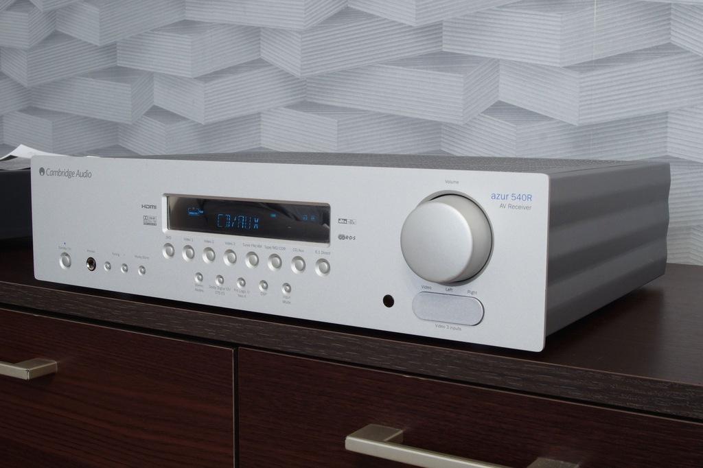 Amplituner 6.1 Cambridge Audio 540R V3.0 HDMI