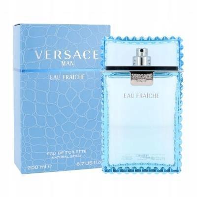 Versace Man Eau Fraiche 200 ml dla mężczyzn