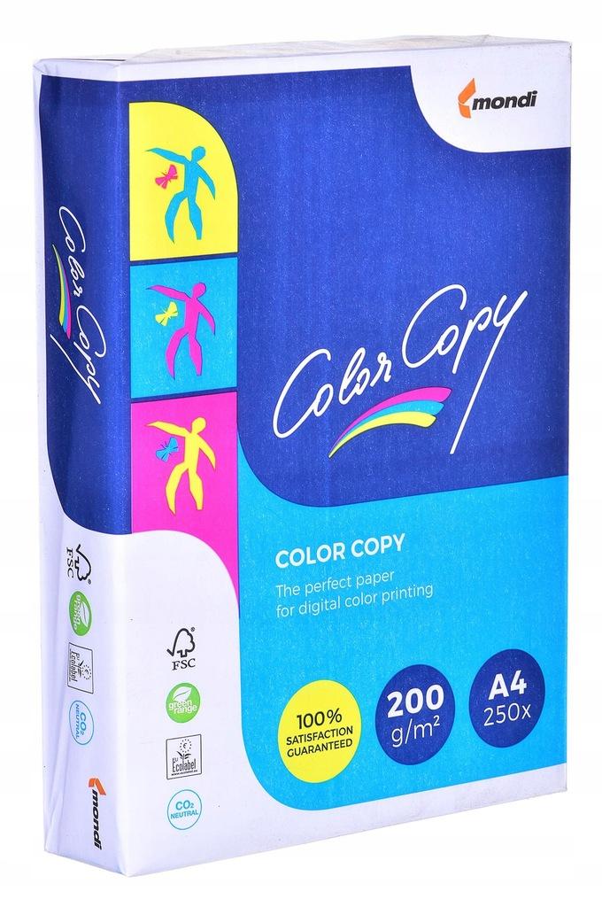 Papier Xero Igepa Laser Color Copy 8687A20 (A4; 20
