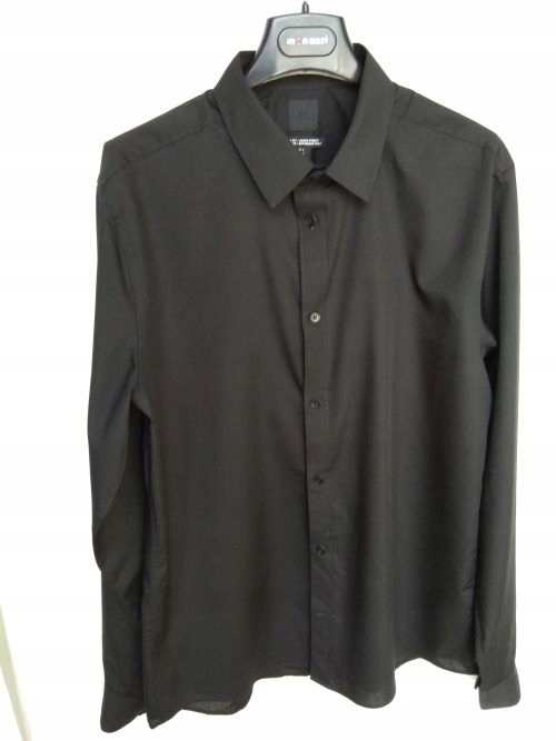 Koszula męska slim fit H&M L