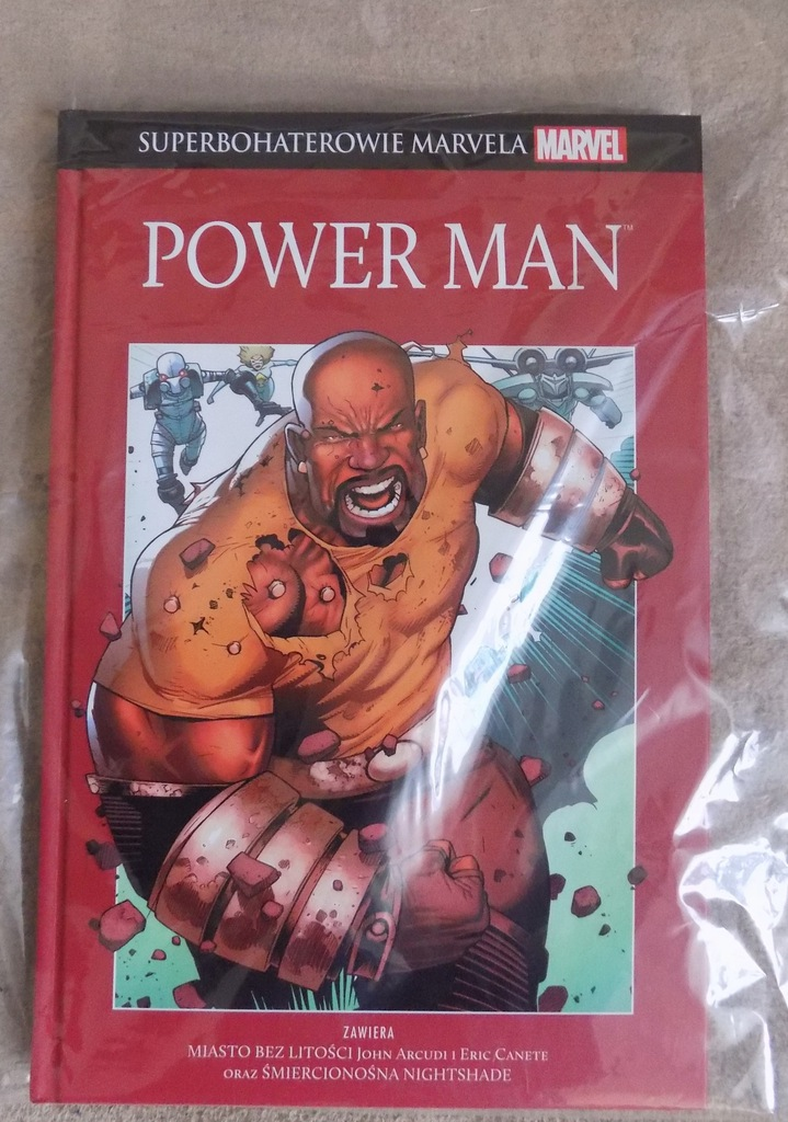 Superbohaterowie Marvela, t. 8 Power Man