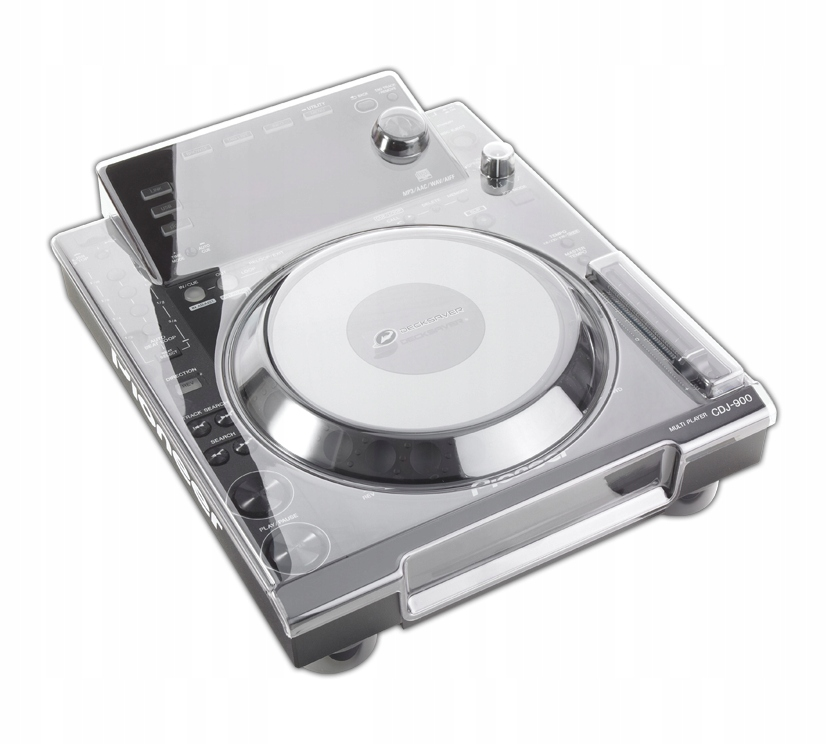Decksaver Pioneer CDJ-900 NEXUS cover - osłona