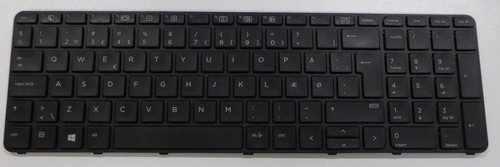 Klawiatura HP ProBook 650 655 G2 ORYGINAŁ DEN FV