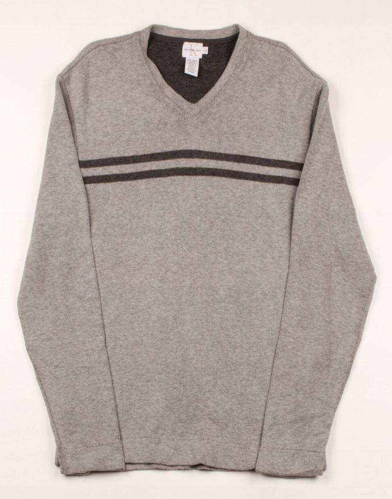 Calvin Klein Sweter Męski L WADA WYPRZ