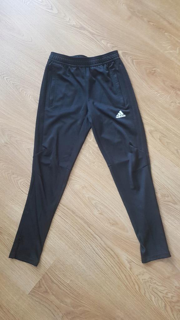 ADIDAS CLIMACOOL spodnie dresowe 152cm