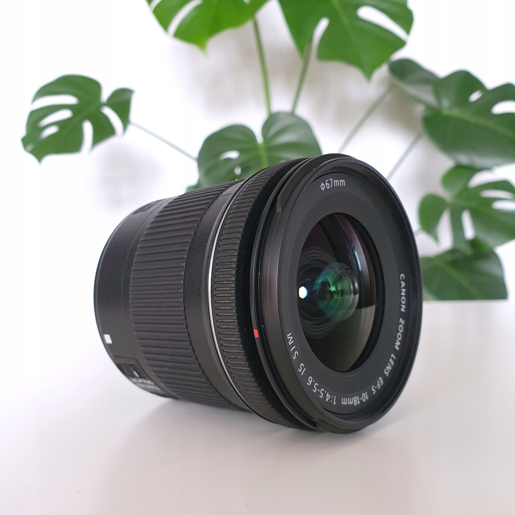 Canon EF-S 10-18 mm f/4.5-5.6 IS STM | BDB+