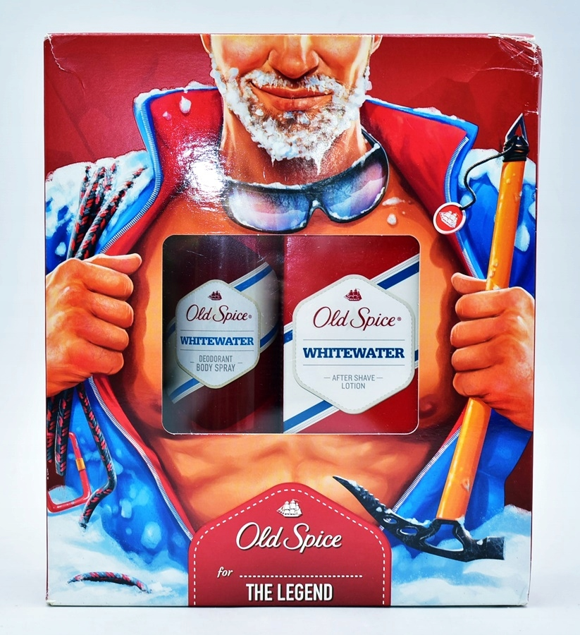 4334-12 OLD SPICE WHITEWATER a#g DEZODORANT BALSAM