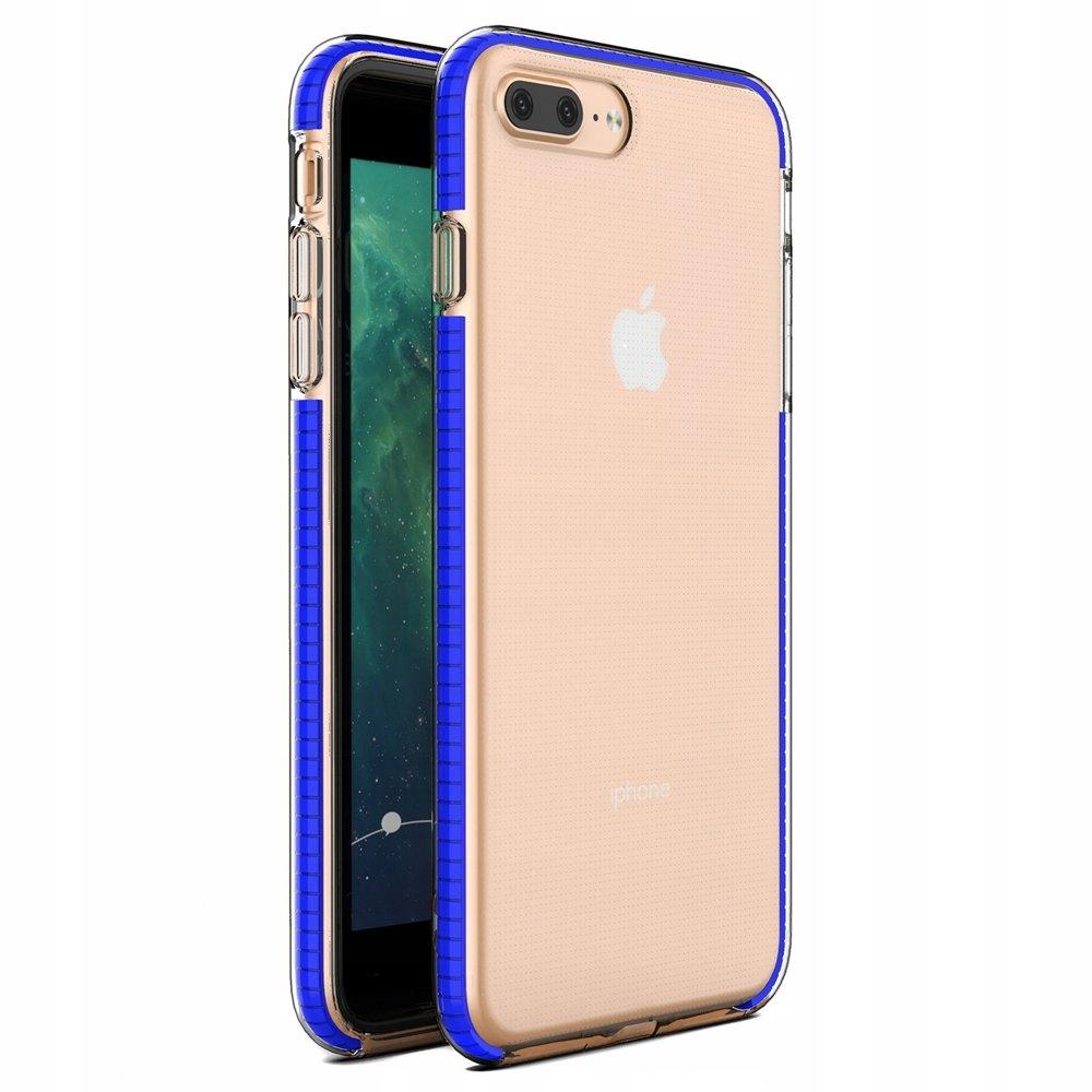 Spring Case ETUI iPhone 8 Plus / 7 Plus ciemnonieb