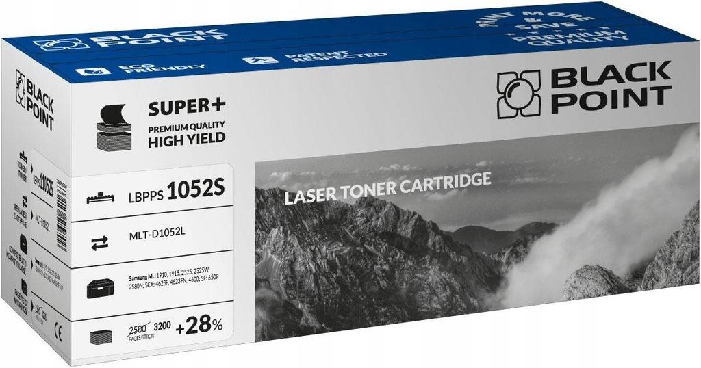 Toner Black Point do Samsung MLT-D1052L - ML 1910
