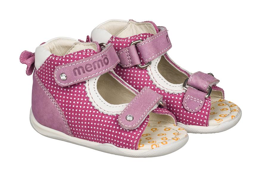 MEMO BABY buty profilaktyczne sandały MINI r 21