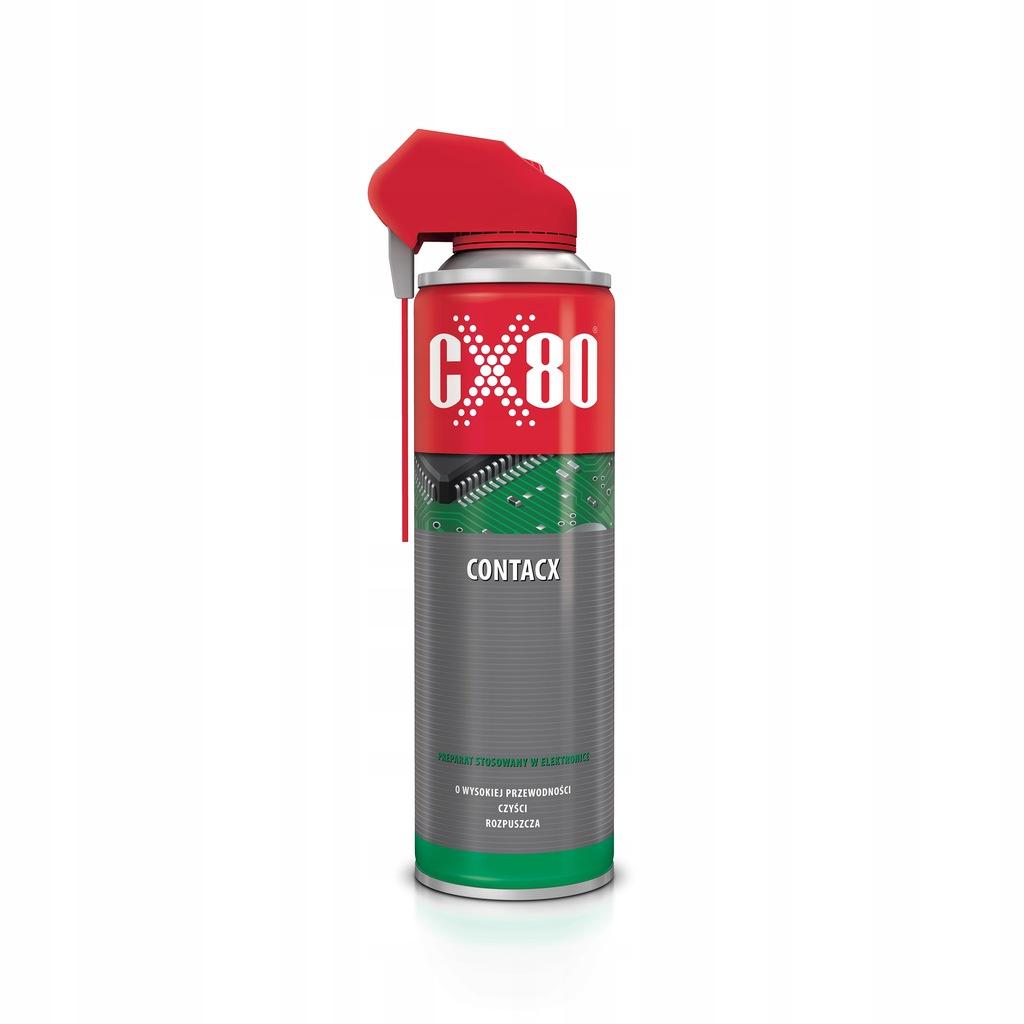 CX80 CONTACX preparat czyszczenie styków 500ml 222