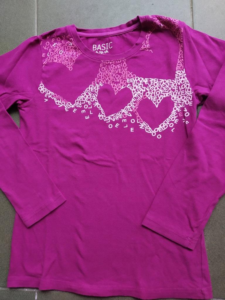 Bluzeczka dla dziewczynki 5.10.15, rozm. 140