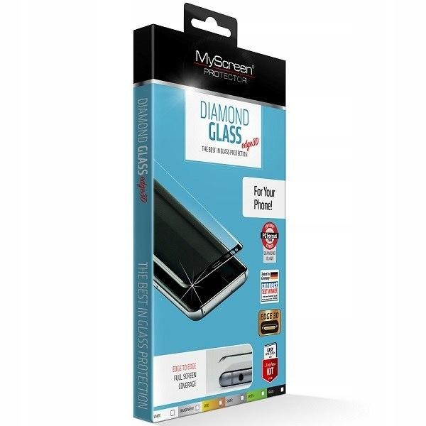 MS Diamond Edge 3D Huawei P30 Pro czarny/black, Te