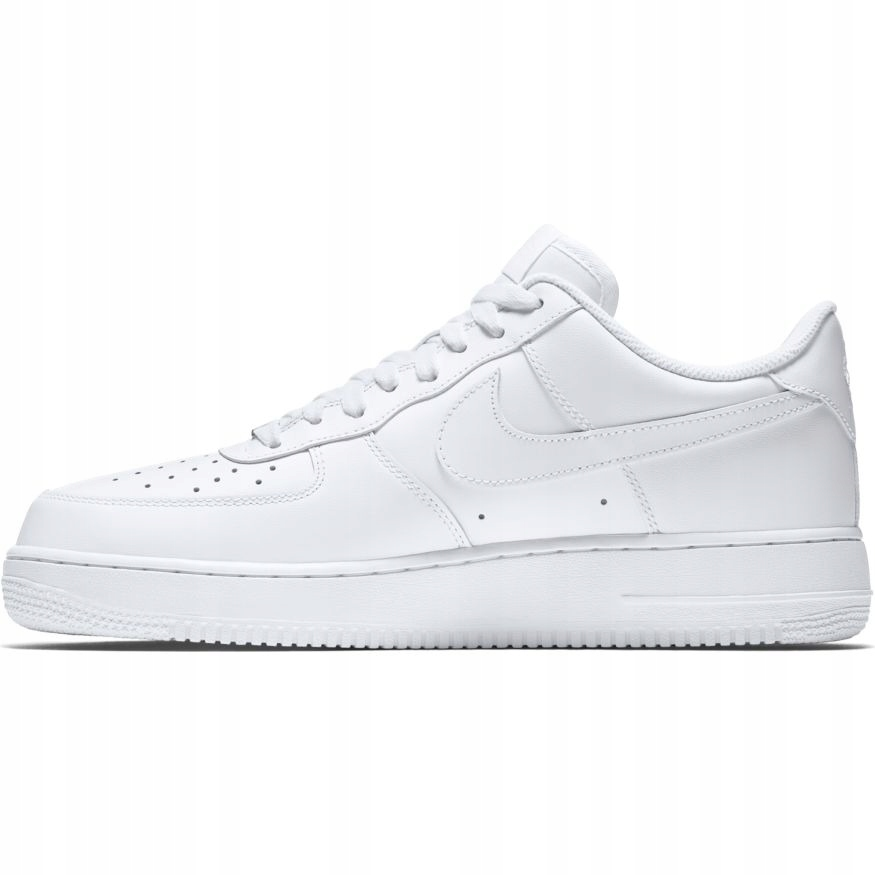 Buty Nike Air Force 1 Low All White 315122 111 R39