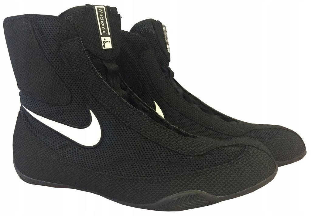 Obuwie bokserskie Nike Machomai Mid (011) 39