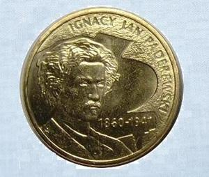 2 zł - Ignacy Paderewski