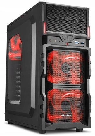 KOMPUTER DO GIER i5 4x3,7GHz SSD GeForce 2GB Win10