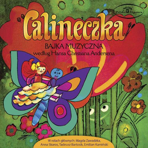CD CALINECZKA Bajka Muzyczna / Polskie Nagrania