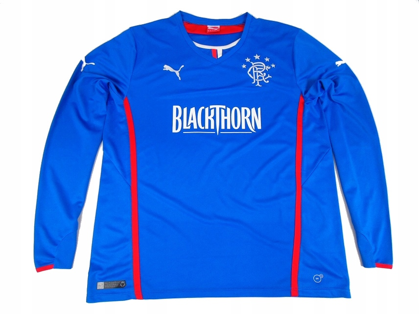 PUMA __ GLASGOW RANGERS IDEAL KOSZULKA __ XL