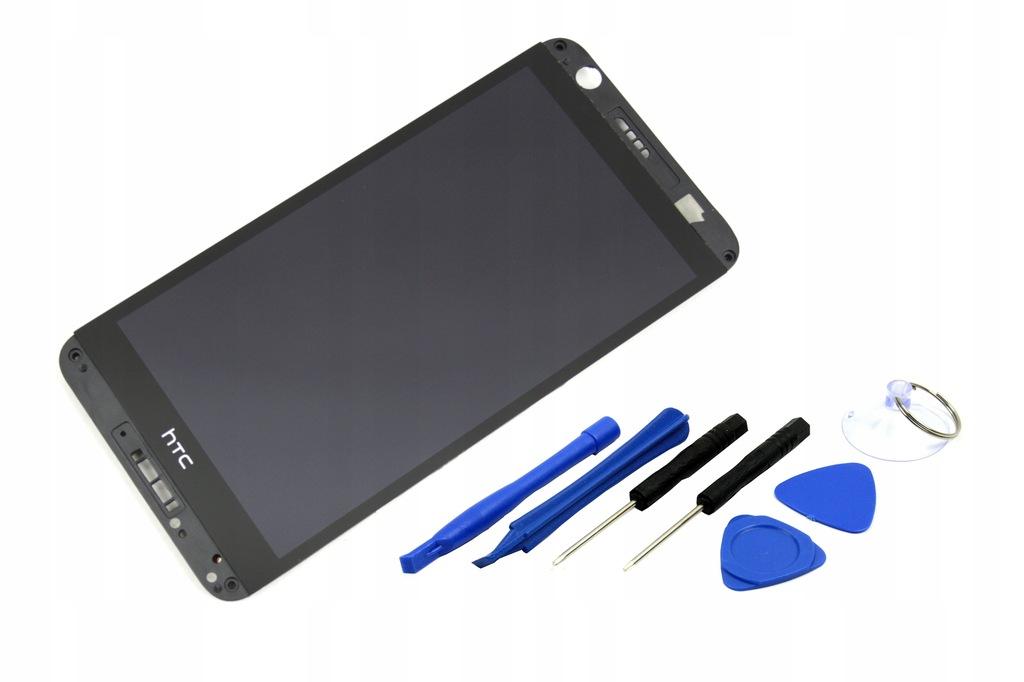 WYŚWIETLACZ LCD DOTYK HTC DESIRE 820 EKRAN RAMKA