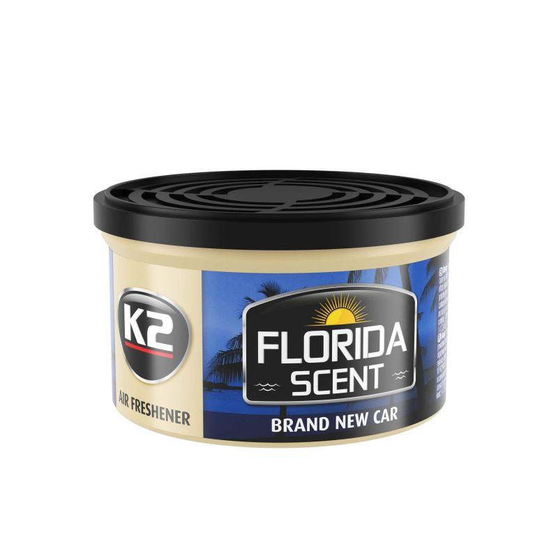 K2 FLORIDA SCENT - ZAPACH PUSZKA - BRAND NEW CAR