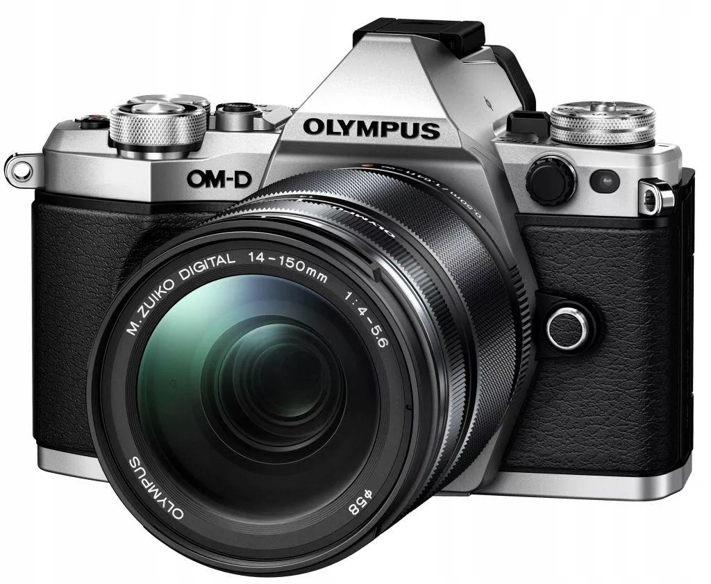 Olympus E-M5 Mark II EZ-M14-150mm PRO