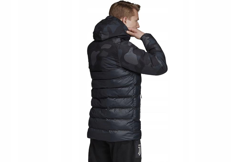 adidas Juventus SSP Padded Jacket DX9202 szare M