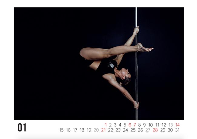 Kalendarz Sportowy - Bandha Pole Dance Studio