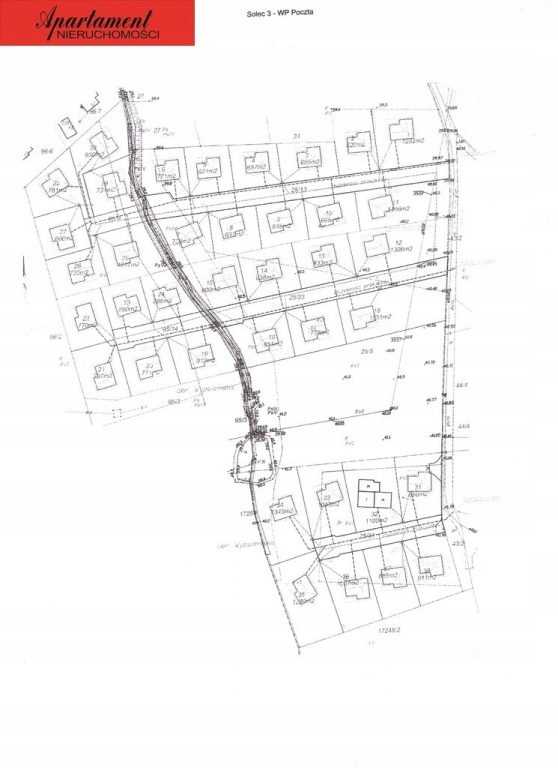 Działka, Solec Kujawski, 738 m²