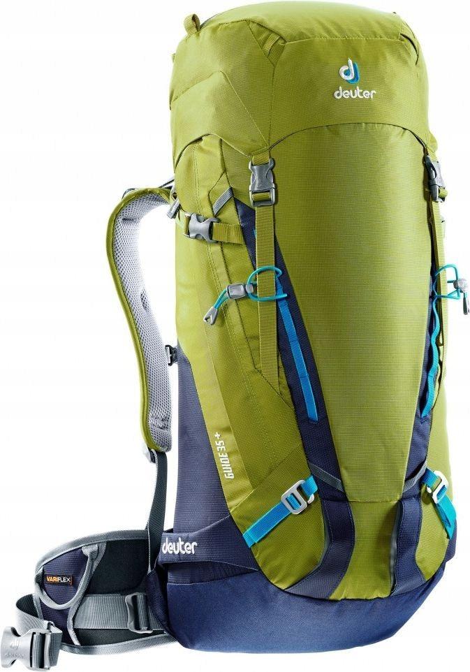 Deuter Plecak trekkingowy Guide 35+ oliwkowy (3357