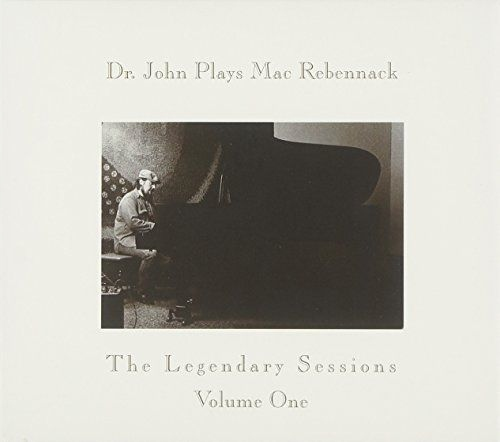 DR. JOHN: DR.JOHN PLAYS MAC REBENNACK [CD]