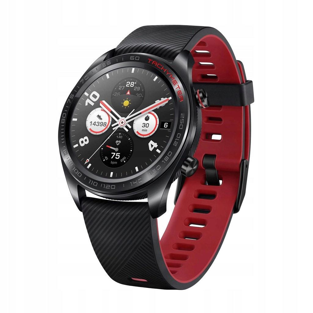 OUTLET Smartwatch Honor Watch Magic 5ATM czarny