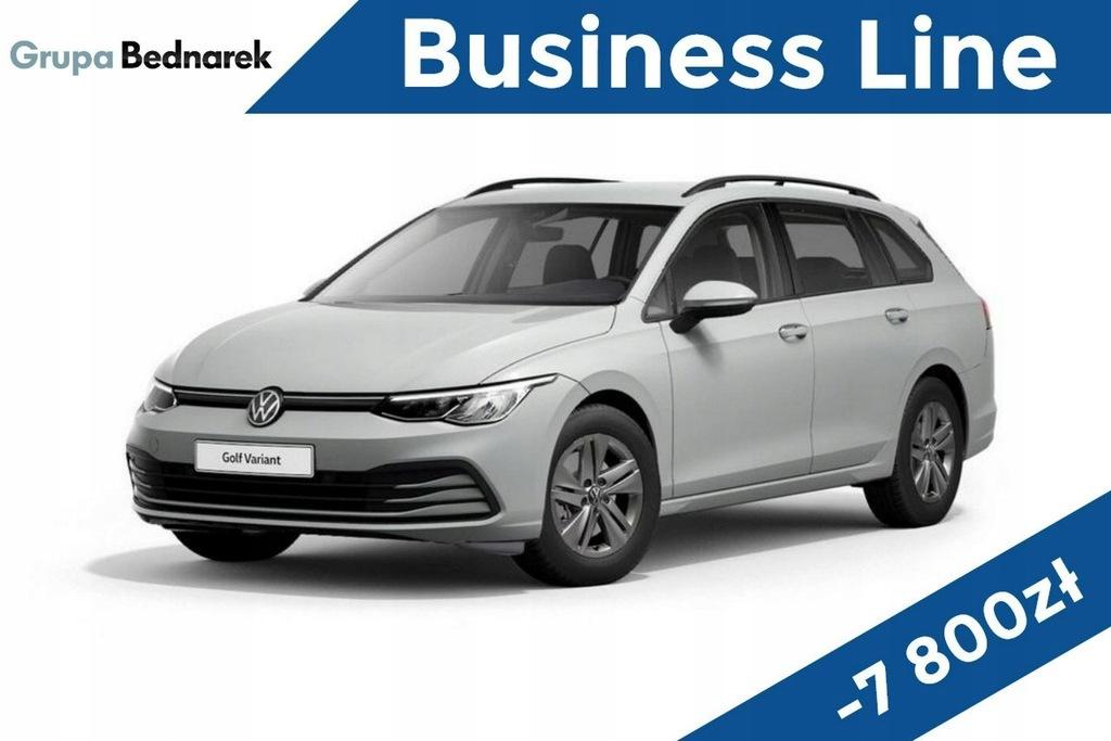 Volkswagen Golf Business Line 2.0 TDI 115 KM