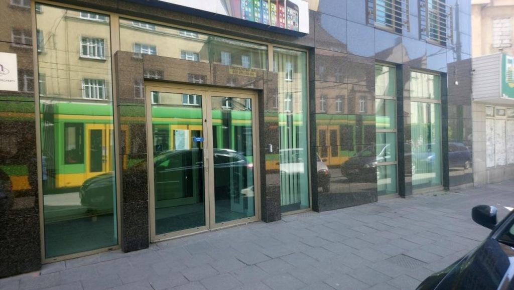Budynek biurowy na wynajem - Poznań, Wilda, 102,00