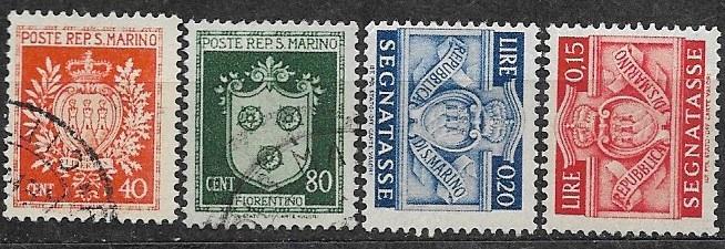 San Marino 2x A1178