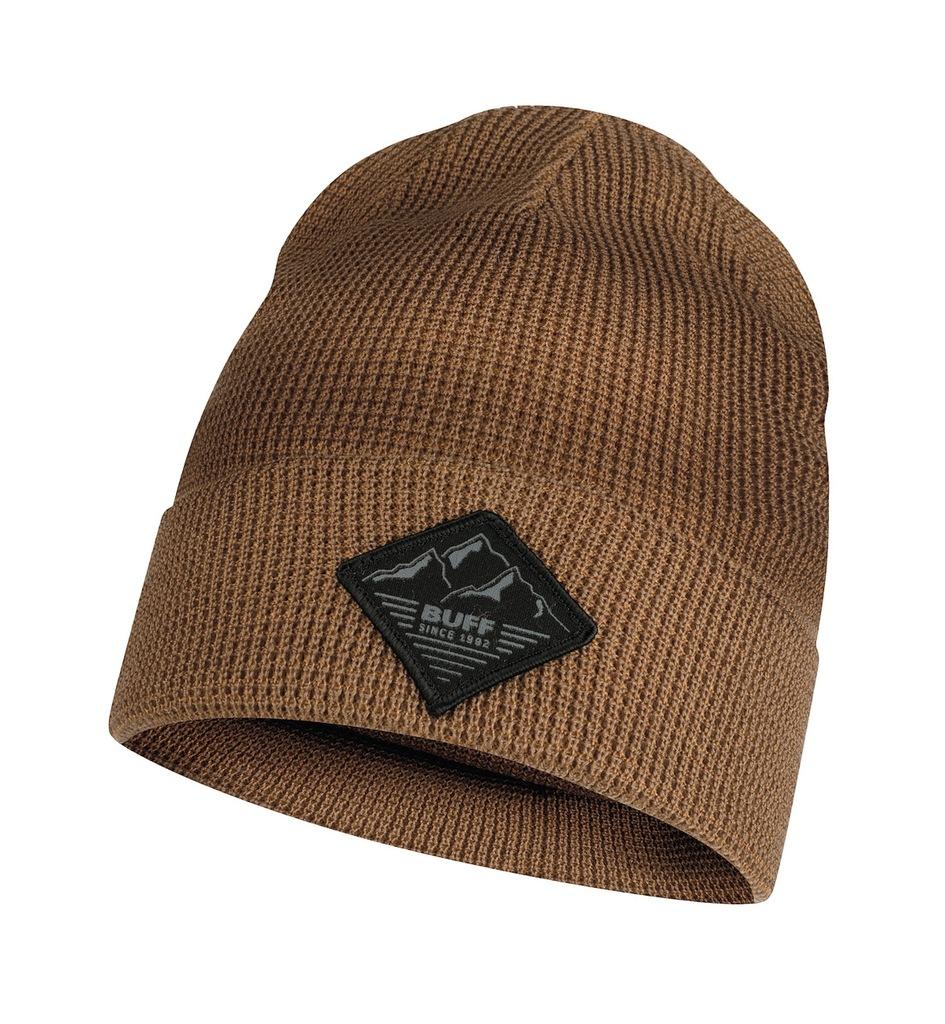czapka Buff Knitted Maks - 120824/Tundra Khaki