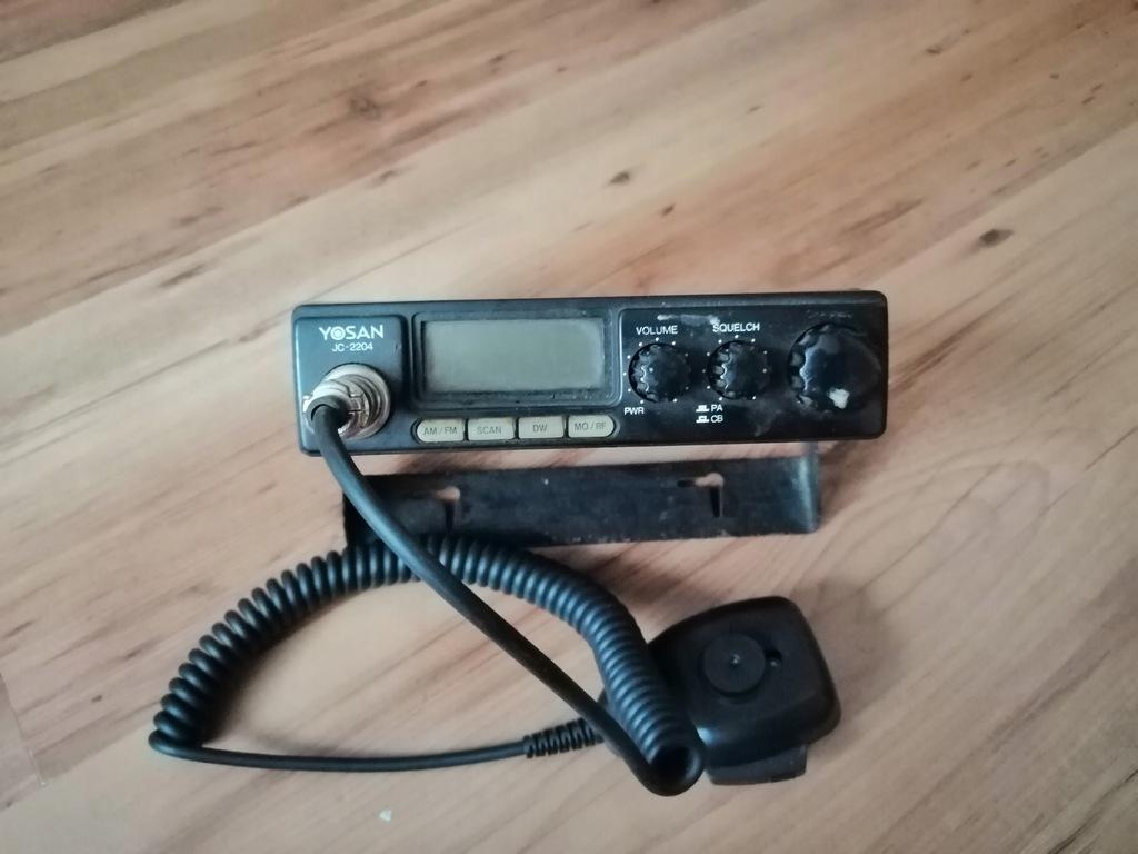 radio CB yosan JC-2004