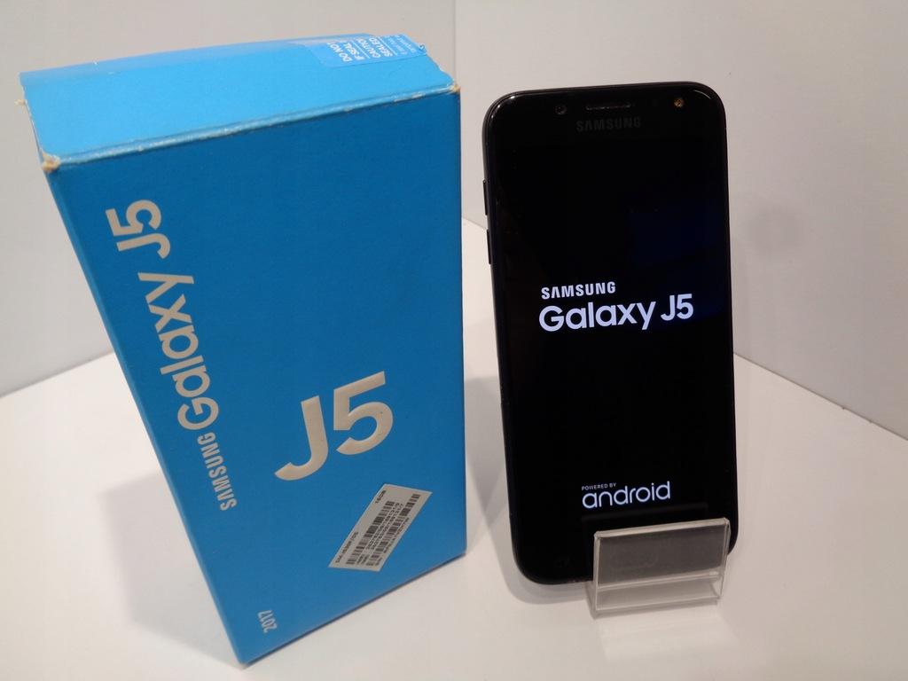 Smartfon Samsung Galaxy J5 2017 16 GB