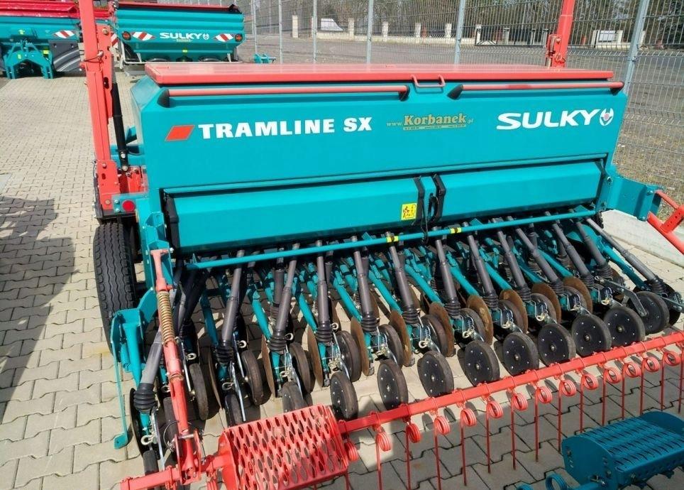 Sulky Tramline SX 3,0 m