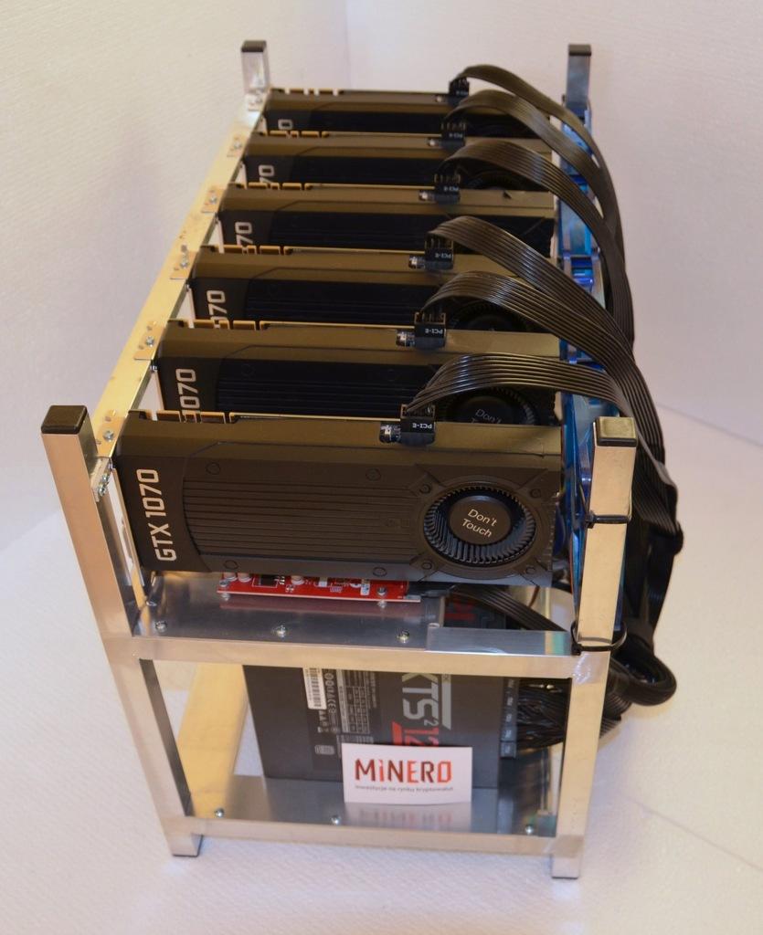 koparka kryptowalut GTX 1070 8GB