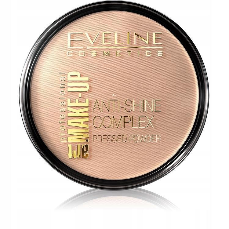 Art Make-Up Anti-Shine Complex Pressed Powder matu