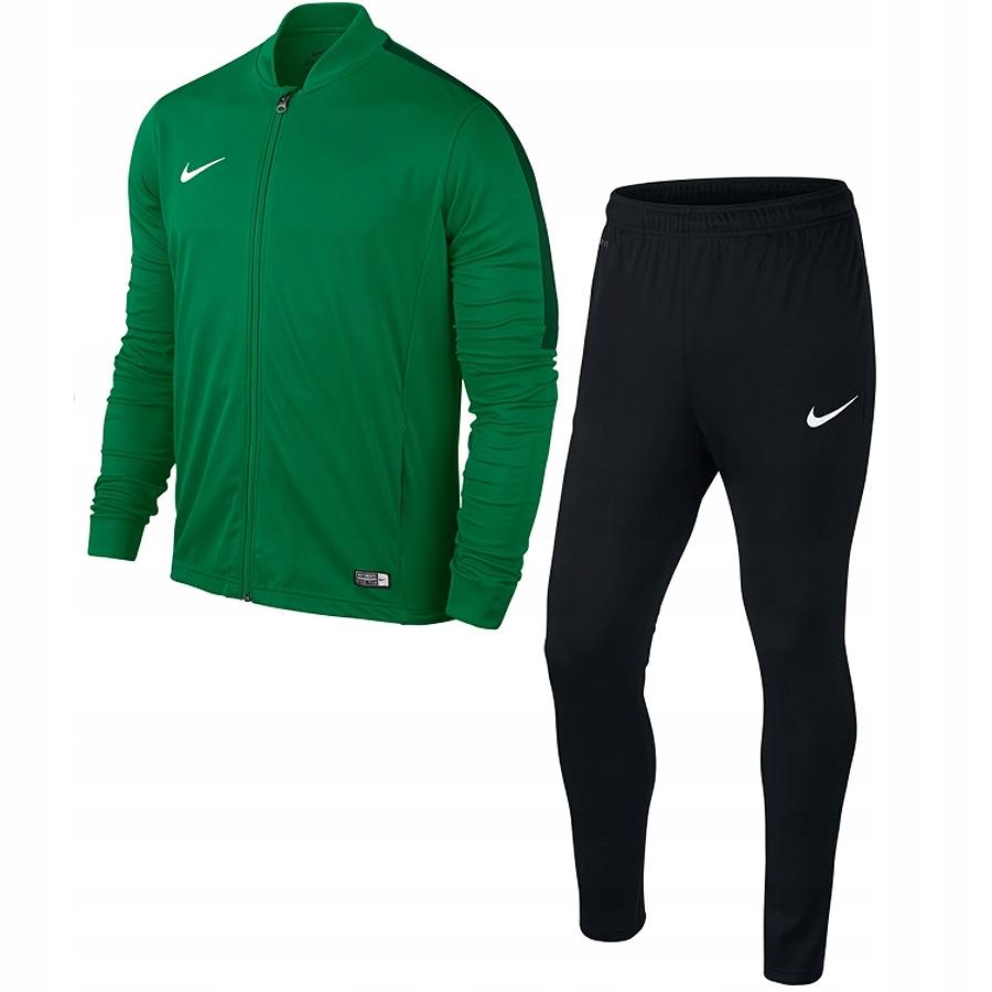 Dres Nike Academy 16 KNT Tracksuit 2 zielony L