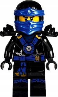 Lego Ninjago njo152 Jay FIGURKA N